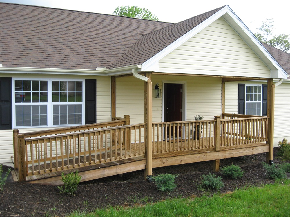 Housing ada accessibility center for independent for Wheelchair homes