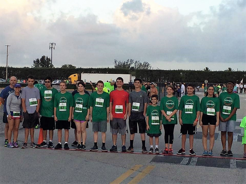 10th Annual Rooney 5K