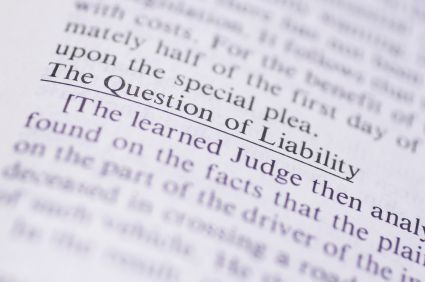 accountants liability to third parties In only the third california appellate decision to address accountants' liability to third parties liability to third parties for review of financial statements.