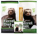 ZuPreem® Premium & Grain-Free Ferret Diet
